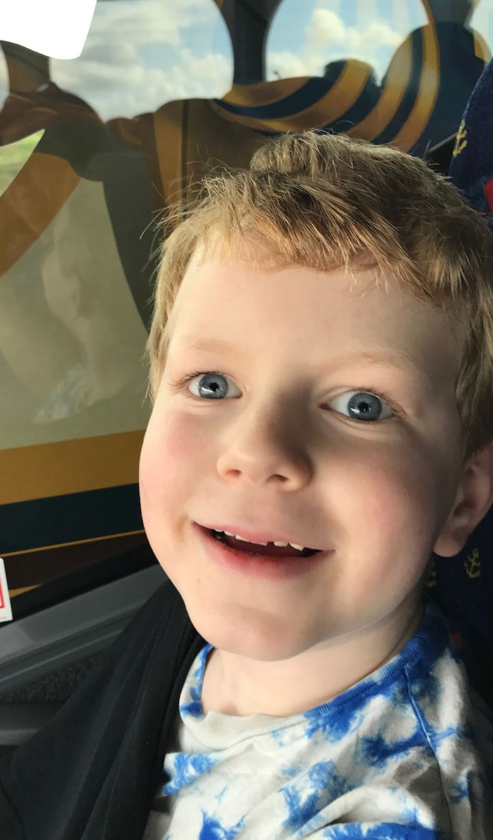 <p>My son, Leif, who was diagnosed in October 2014 with Autism Spectrum Disorder</p>