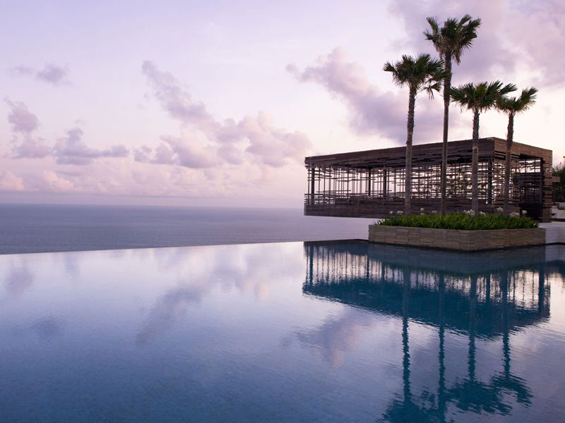 Photo credit: Alila Villas Uluwatu