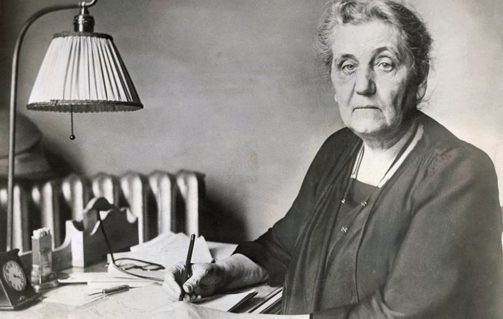 Jane Addams co-founded the ACLU.