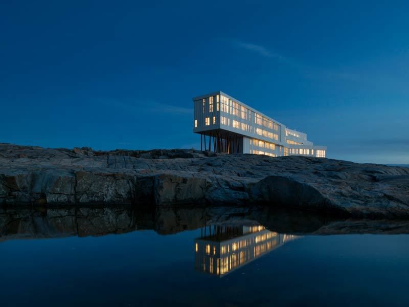 Photo credit: Fogo Island Inn