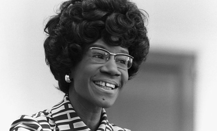 Shirley Chisholm was the first black woman elected to the United States Congress.