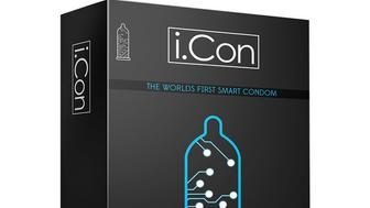 The iCon condom ring is a kind of Fitbit for junk