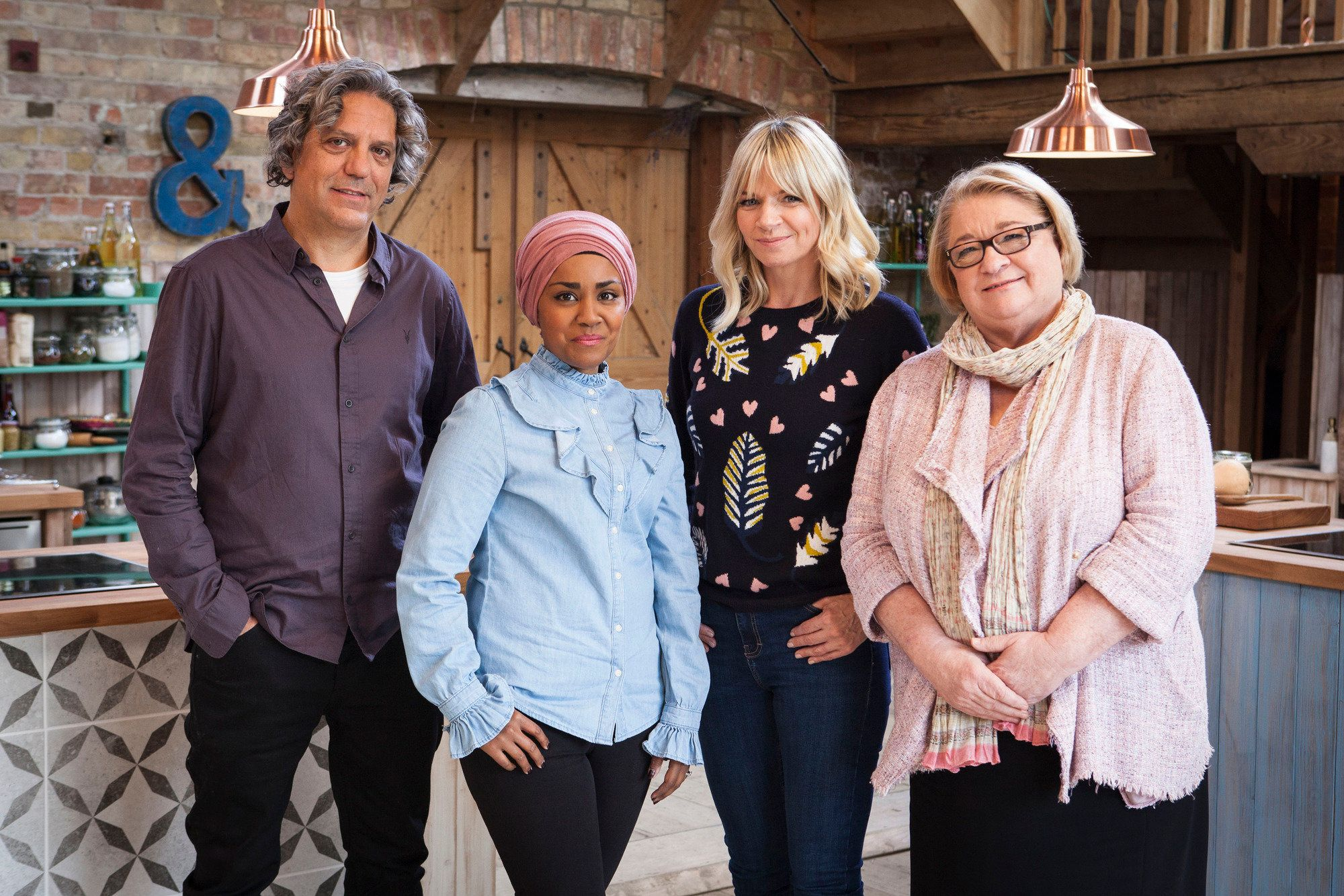 'The Big Family Cooking Showdown' Set To Take On 'Bake Off' As BBC Unveil Rival
