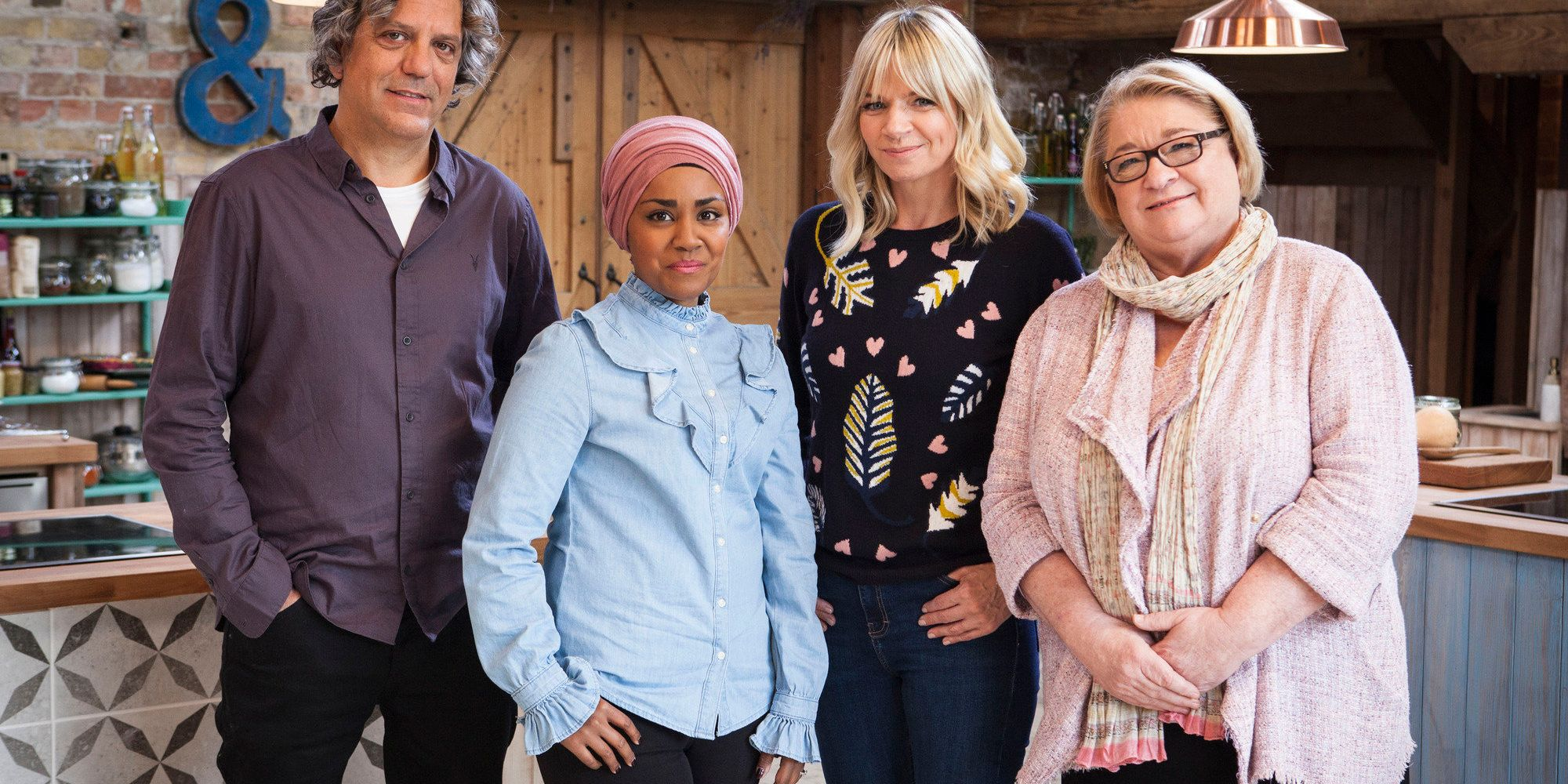'The Big Family Cooking Showdown' Set To Take On 'The ...