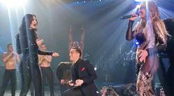 Jennifer Lopez's Backup Dancers Got Engaged During Her