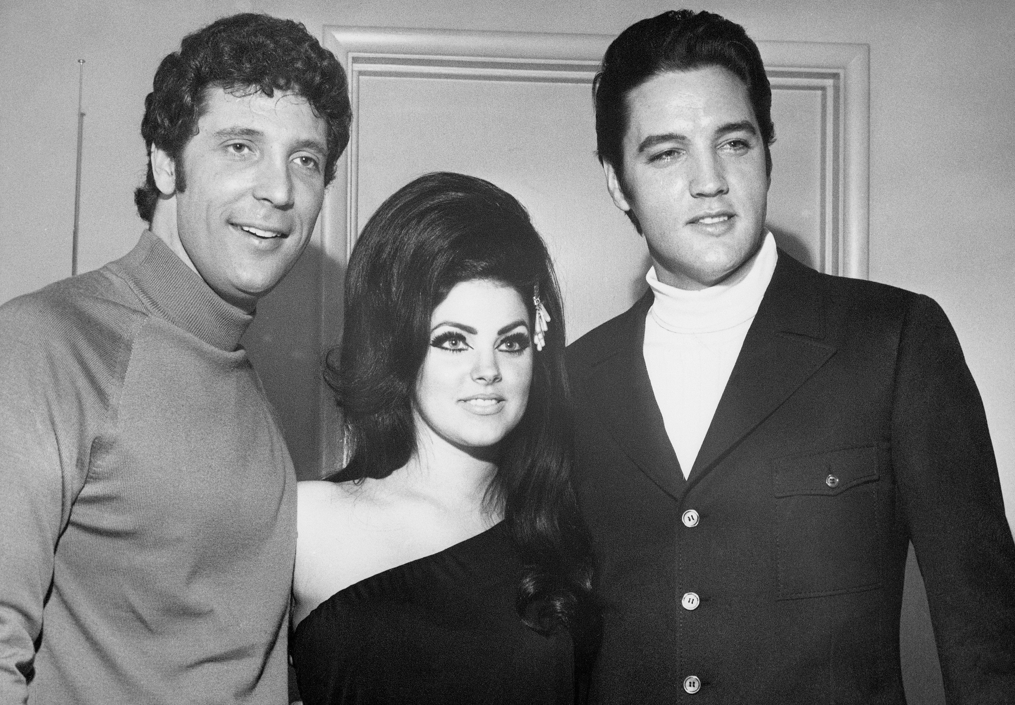 Tom Jones Admits Elvis 'Wouldn't Be Too Sure' About His Recent Dates With Priscilla