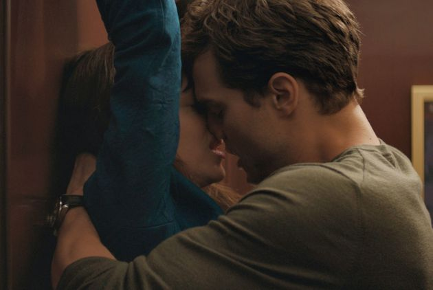 Jamie Dornan plays Christian Grey in the 'Fifty Shades' film