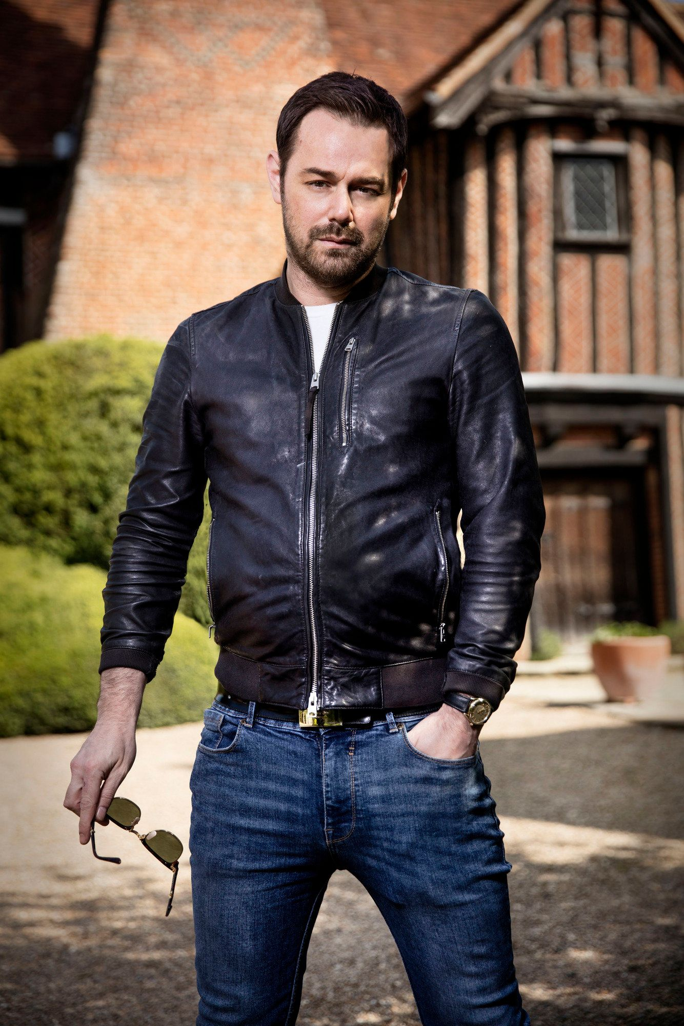 Danny Dyer is being temporarily written out of