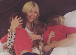 Holly Willoughby Opens Up About The Fears She Has For Her Kids Using Social Media