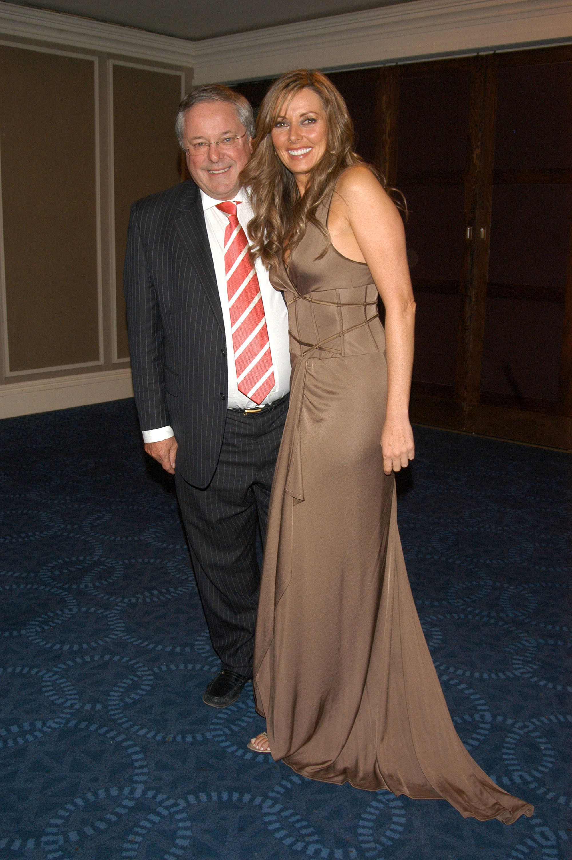 Carol Vorderman Has Her Say On Claims Richard Whiteley Was An MI5 Spy