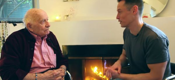 This 96-Year-Old Great Grandfather Proves It's Never Too Late To Come Out