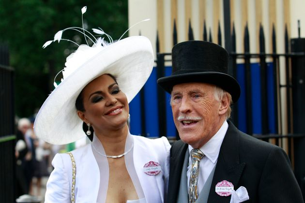 Sir Bruce had been married to former Miss World Wilnelia since 1983. They had one son