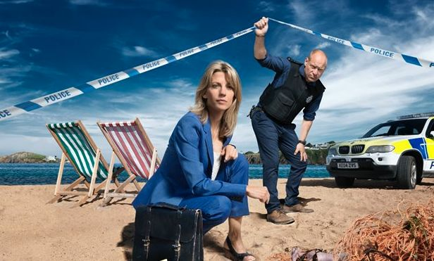 Claire Goose and Matt Bardock star in the now-cancelled 'The