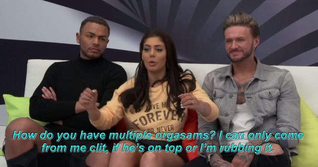 16 NSFW Moments From 'Celebrity Sex Pod' That We Will Never Recover