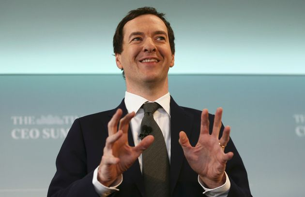 The cut is George Osborne's