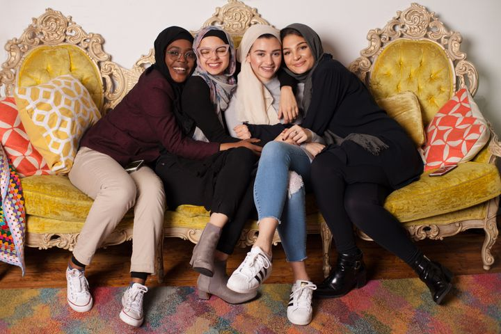 Getty Images teamed up with Muslim Girl to produce new stock images that challenge stereotypes about Muslim women.