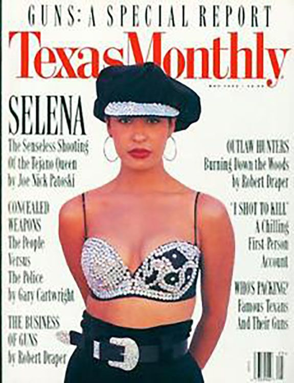 In March of 1995, Tejano superstar Selena Quintanilla-Pérez was shot and killed in Corpus Christi, Tx. A month later,