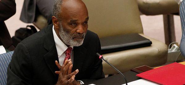 Former Haitian President Rene Preval Dies At 74