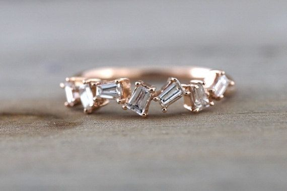 19 alternative wedding bands that were made for the unconventional bride