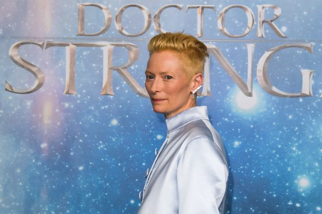 Tilda Swinton, Chameleon Of Our Time, Is Literally Unrecognizable In Her Latest