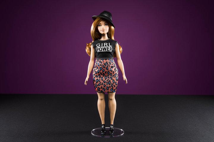 Fat Lady Barbie Doll