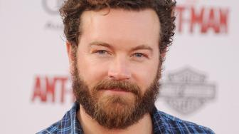 HOLLYWOOD, CA - JUNE 29: Actor Danny Masterson arrives at the premiere of Marvel Studios 'Ant-Man' at Dolby Theatre on June 29, 2015 in Hollywood, California.  (Photo by Gregg DeGuire/WireImage)