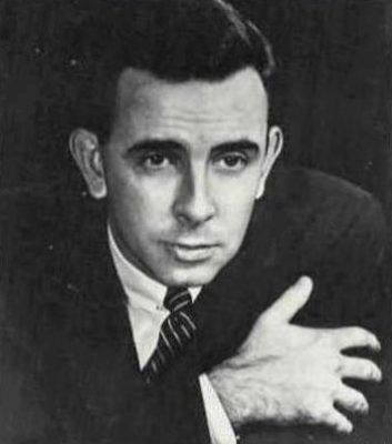 Composer Carlisle Floyd in an undated publicity photo