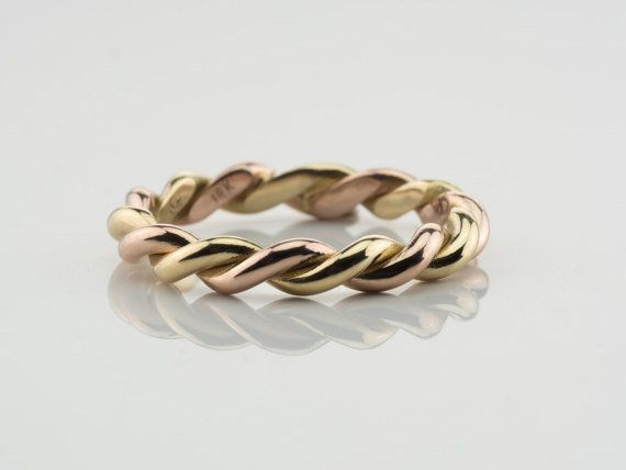 """<i>Buy it <a href=""""https://www.etsy.com/listing/277456064/18k-gold-twisted-band-custom-made-to?ref=shop_home_active_11"""" targe"""
