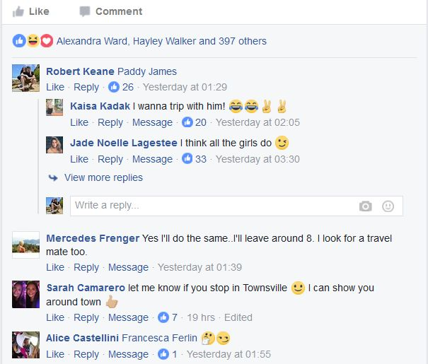Guy Seeks Travel Buddy For His Shirtless Friend, Women Everywhere