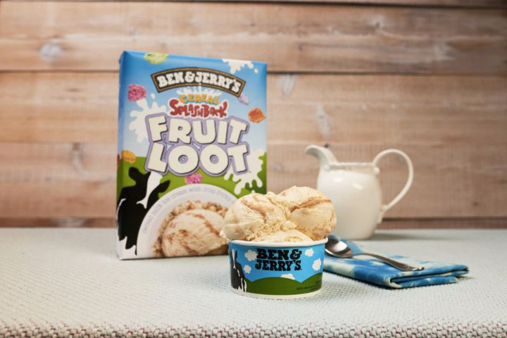 Ben & Jerry's Just Made Ice Cream for Breakfast a Thing