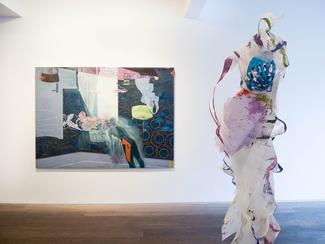 <em>Event Horizon,</em> Installation View