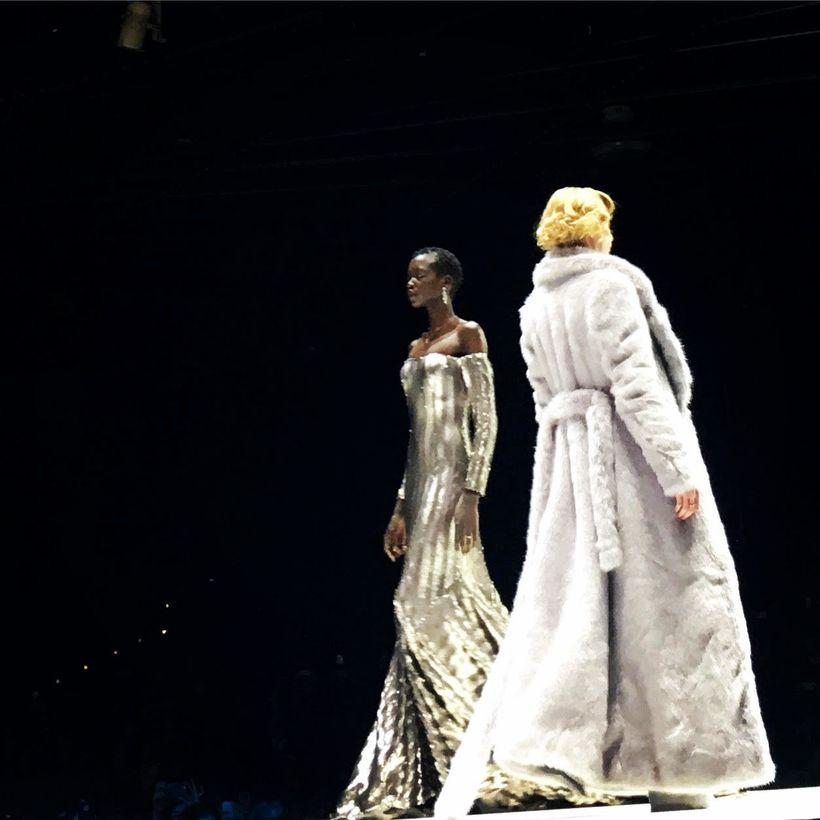 Malan Breton Fall/Winter 2017 New York Fashion Week Runway Show
