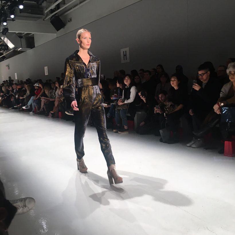 Son Jung Wan F/W 2017 New York Fashion Week