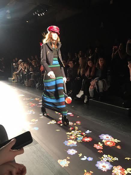 Desigual Fall/Winter 2017 New York Fashion Week