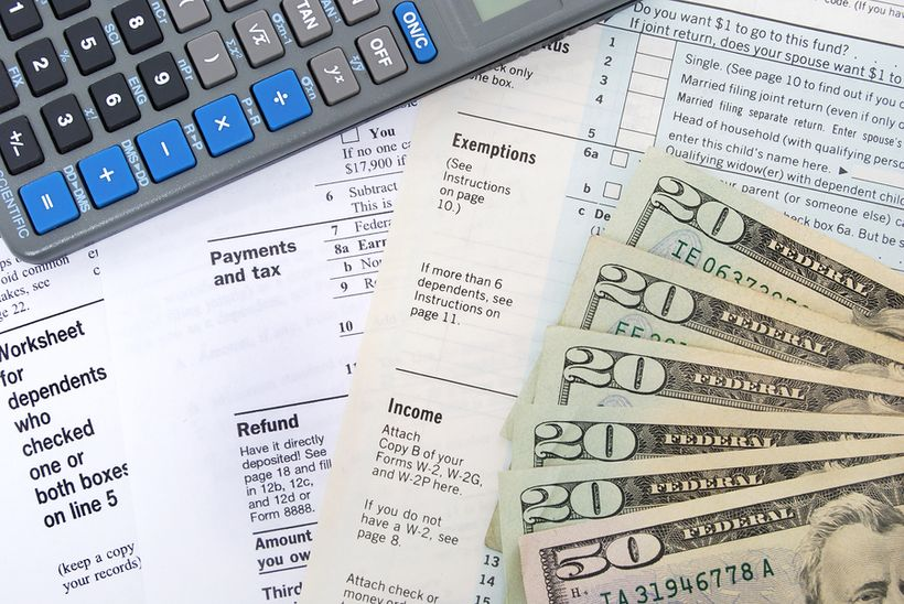 Do Tax Payments Affect Your Credit Huffpost