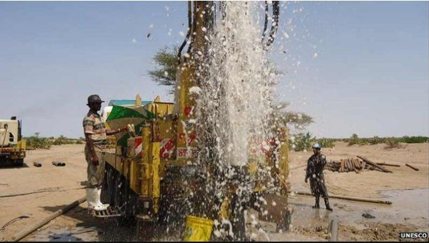 <p><em>It is approximated that the underground aquifers discovered in Turkana could provide the country with water for seventy years. </em></p>