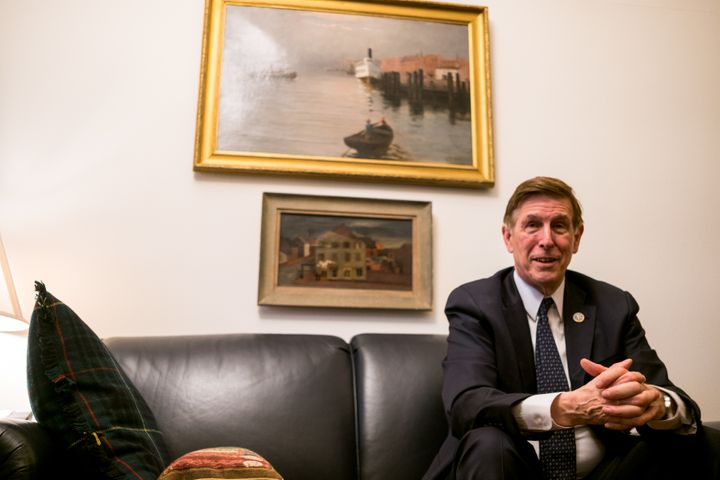 """<p>Don Beyer was welcoming and had many good insights about <a href=""""https://www.huffpost.com/news/topic/donald-trump"""">Donald Trump</a>.</p>"""