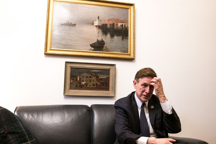 <p>Representative Beyer talking about how to deal with Trump.</p>