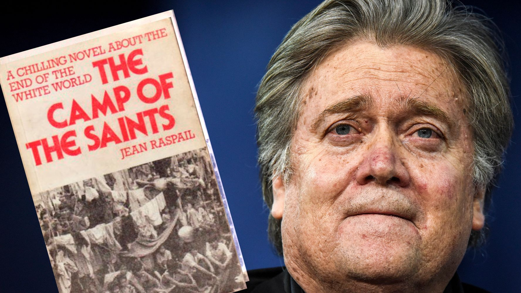 This Stunningly Racist French Novel Is How Steve Bannon