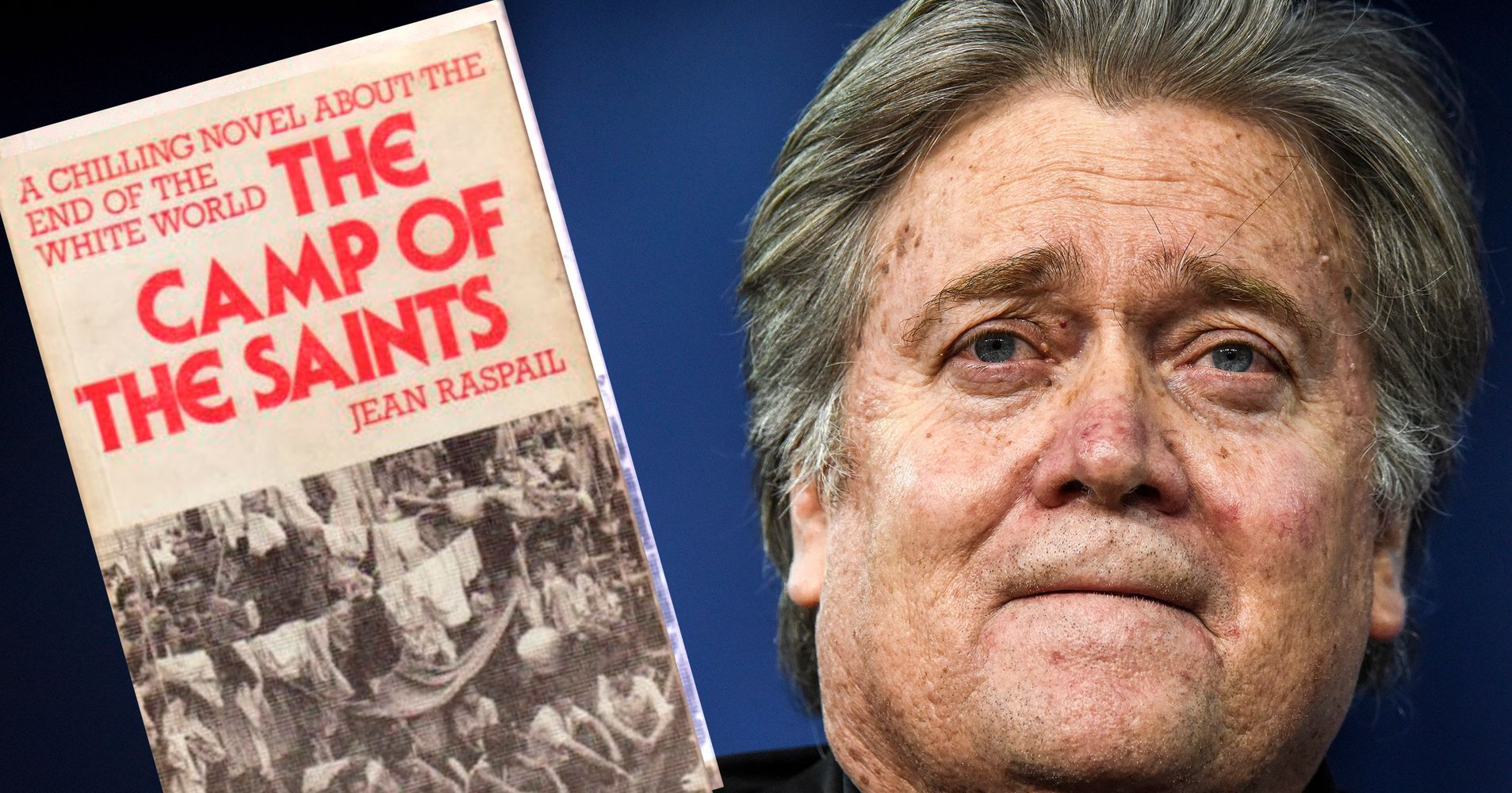 This Stunningly Racist French Novel Is How Steve Bannon Explains The World   Huffpost