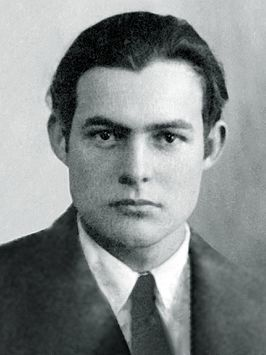 "Ernest Hemingway Passport Photo 1923                    <a rel=""nofollow"" href=""https://www.wikimedia.org/"" target=""_blank"">w"