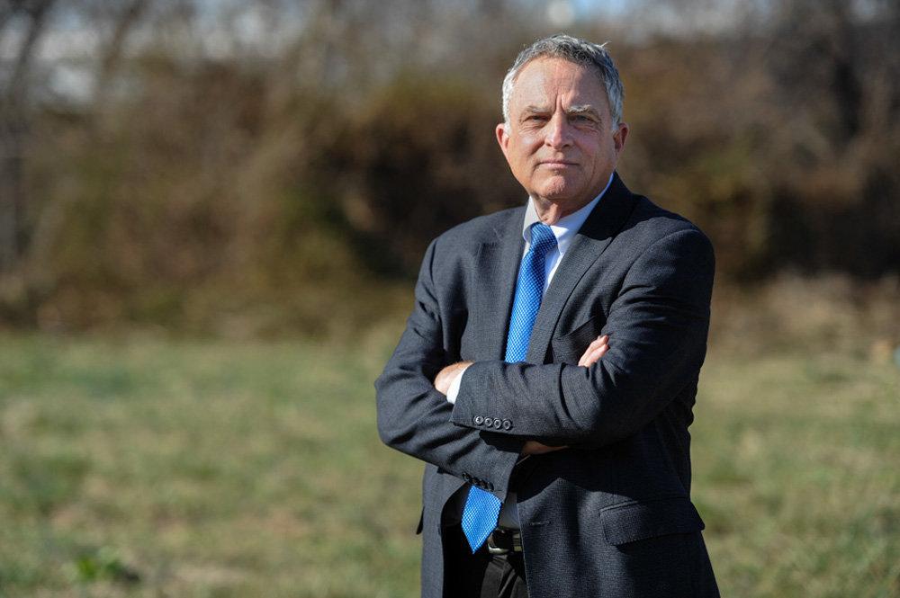 Joe Maxwell beat a right-to-farm initiative in a farming state.