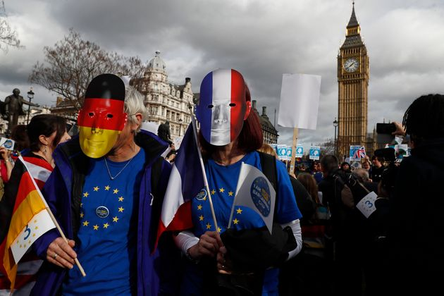 Theresa May Under Renewed Pressure Of EU Nationals' Rights In The
