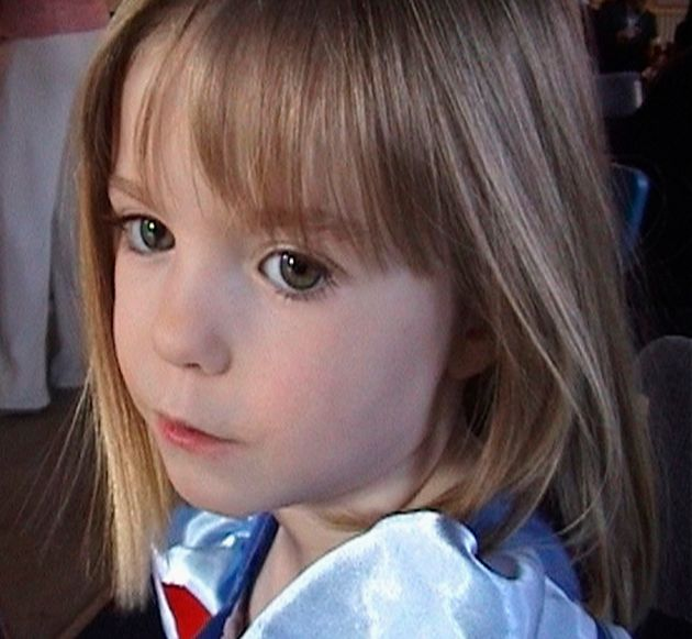 Madeleine was nearly four when she vanished in 2007 from her family's holiday apartment in Praia...