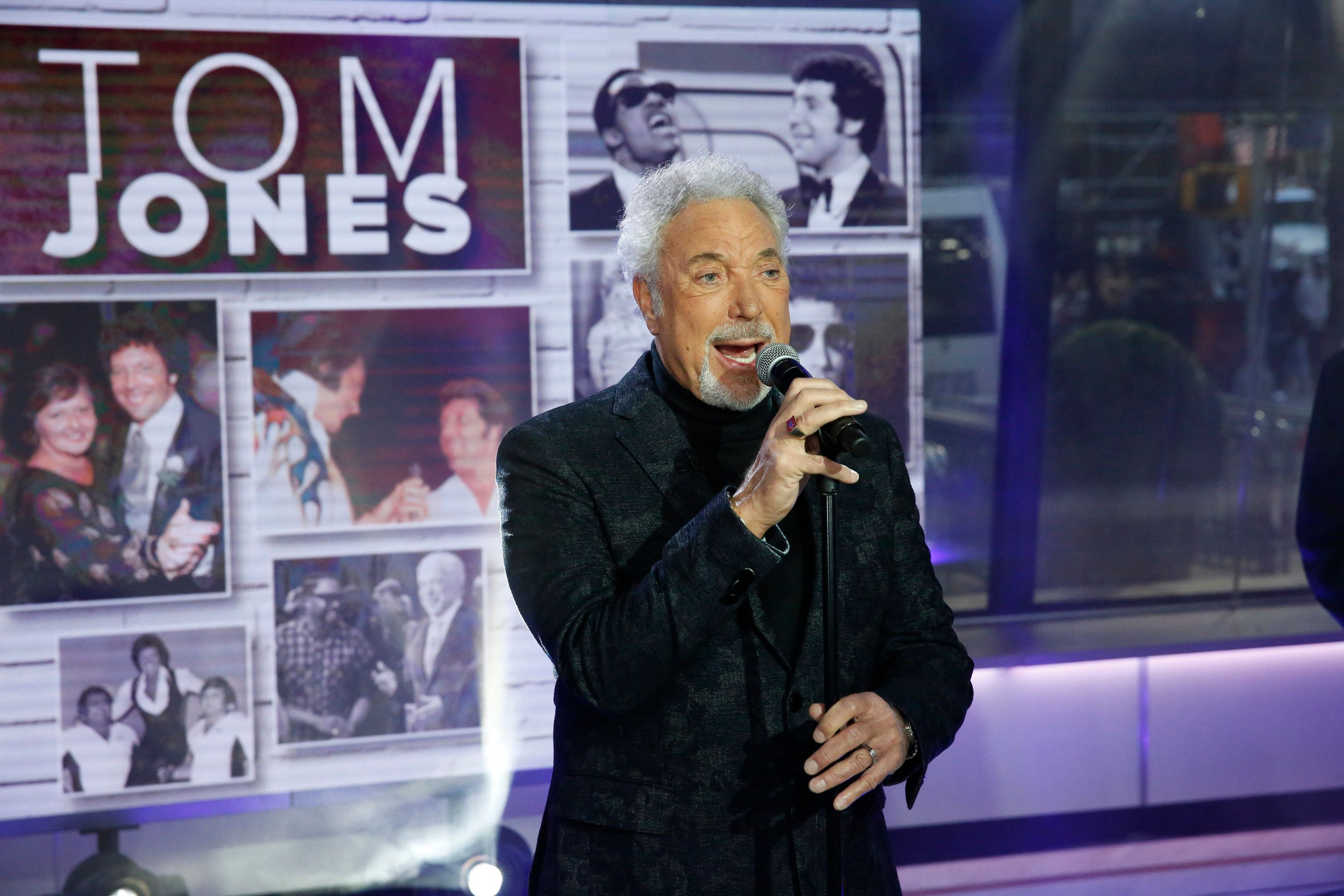 Sir Tom Jones Could Be The Subject Of A New 'Cilla'-Style ITV
