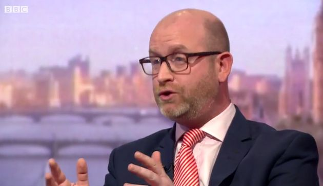 Paul Nuttall Accuses Labour Of A 'Smear Campaign' Over Claims He Was Not At