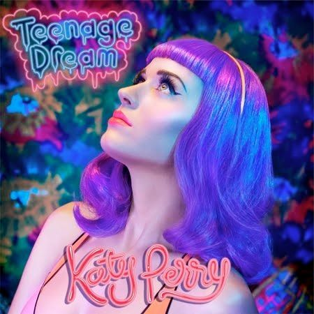 "Katy Perry single cover Teenage Dream <a rel=""nofollow"" href=""https://www.itspop.fr/"" target=""_blank"">www.itspop.fr</a>"