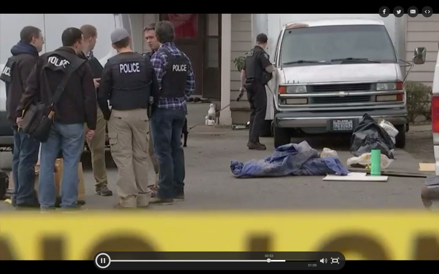 Police are investigating a shooting in Kent, Washington, on Friday that left a Sikh man wounded.