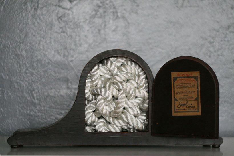 Leola Greer (Back Detail) - 2012