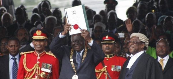 Kenya's Devolution Will Deepen And Solidify Democracy